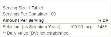 GNC-Selenium-100-mcg-sostav